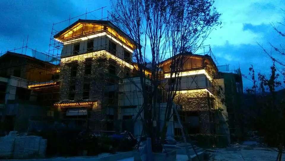西藏林芝度假村